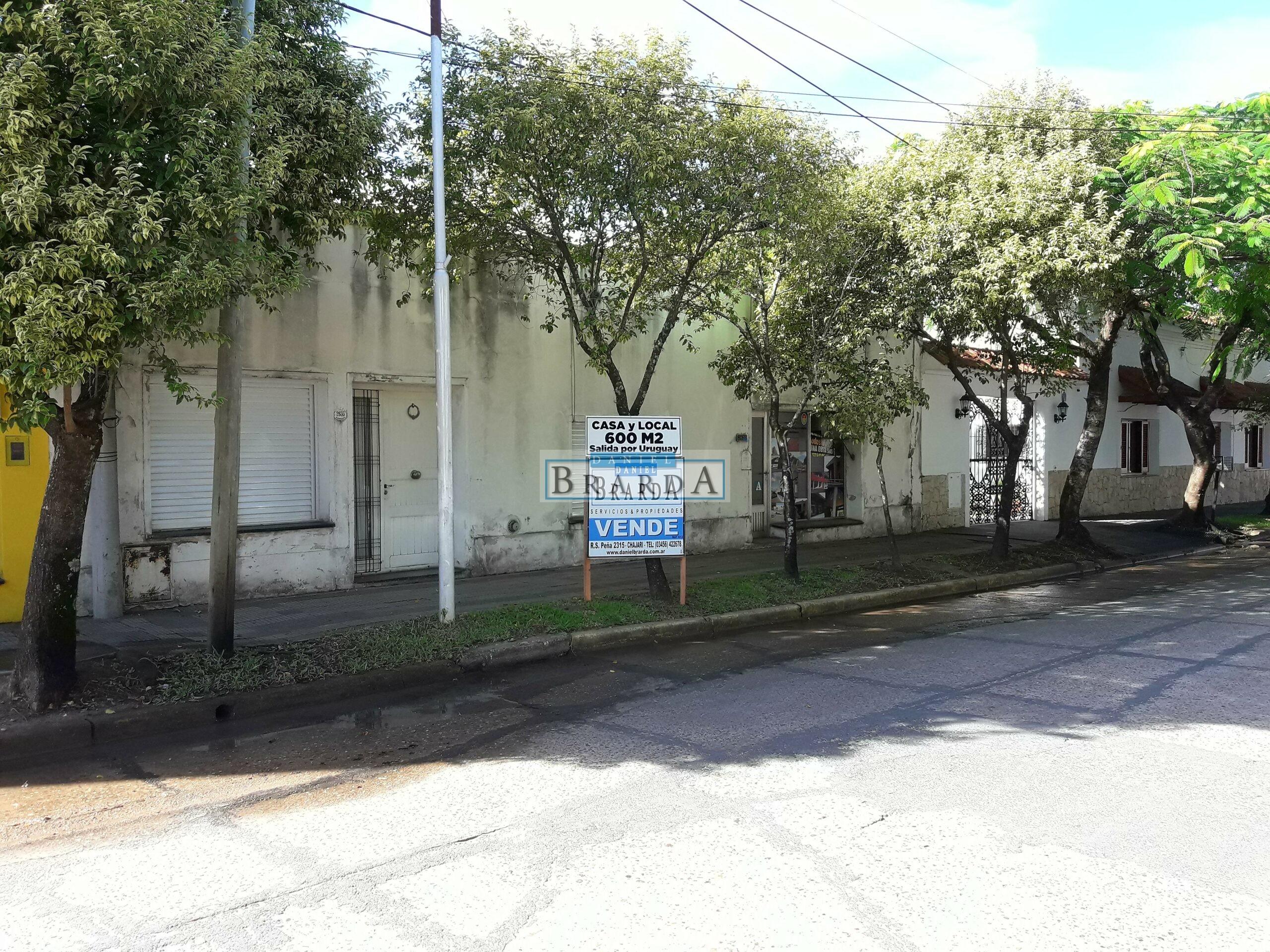Casa en Sarmiento al 2600