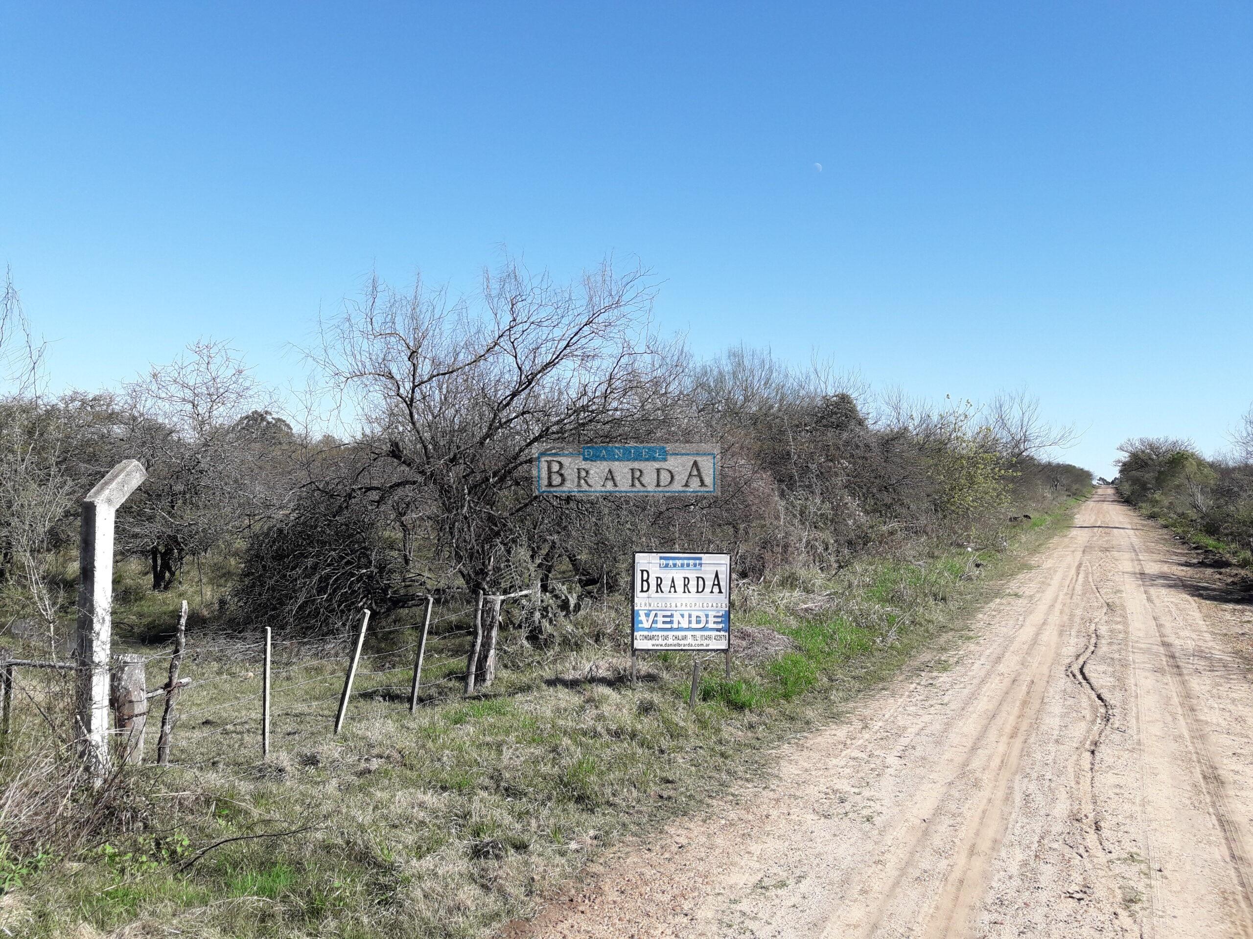 2,88 Hectáreas en Av. Siburu a metros de Autovia Artigas y Parque Termal Chajari