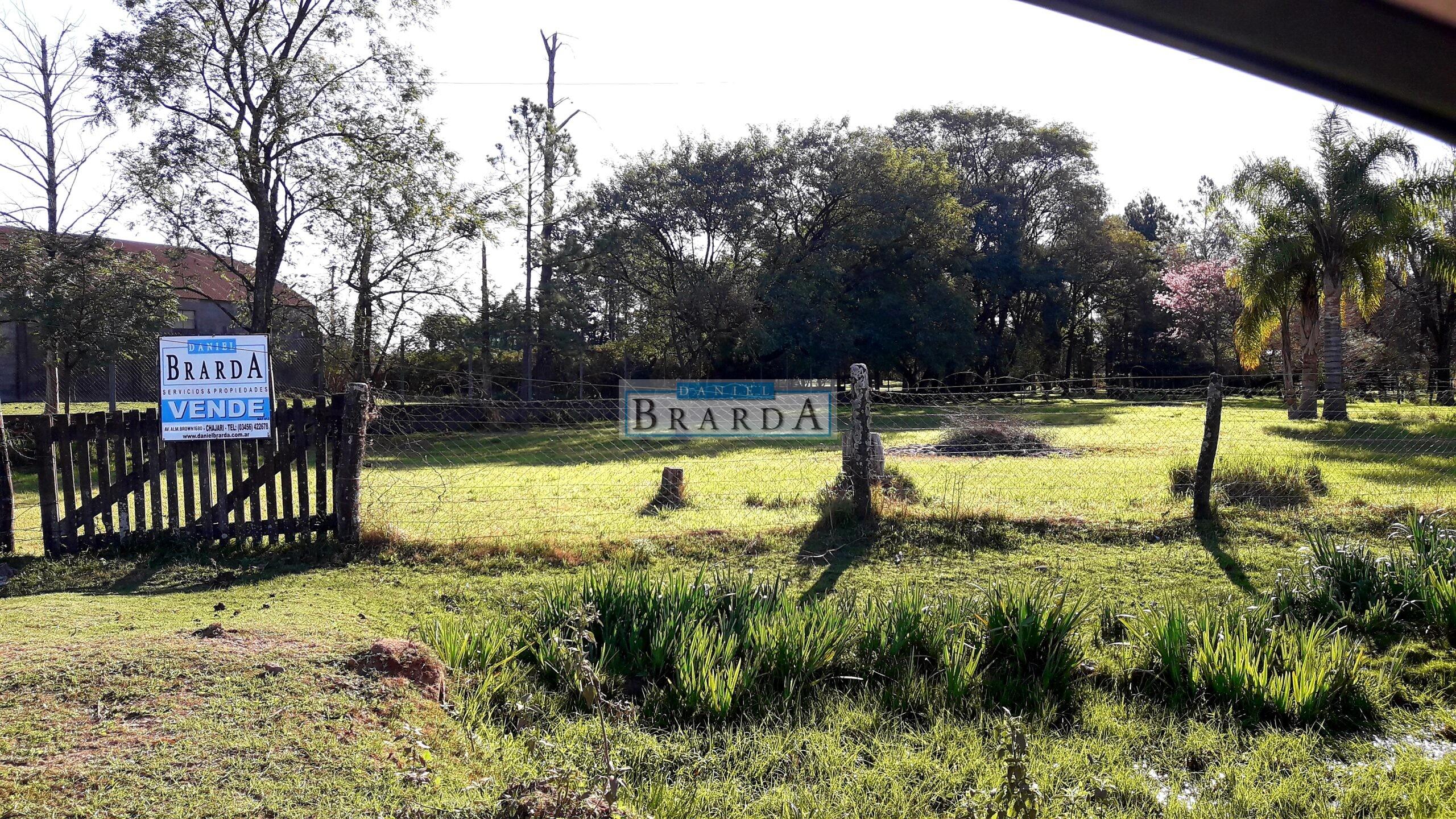 Terreno en Av. 28 de Mayo – Bº Paso Chajari