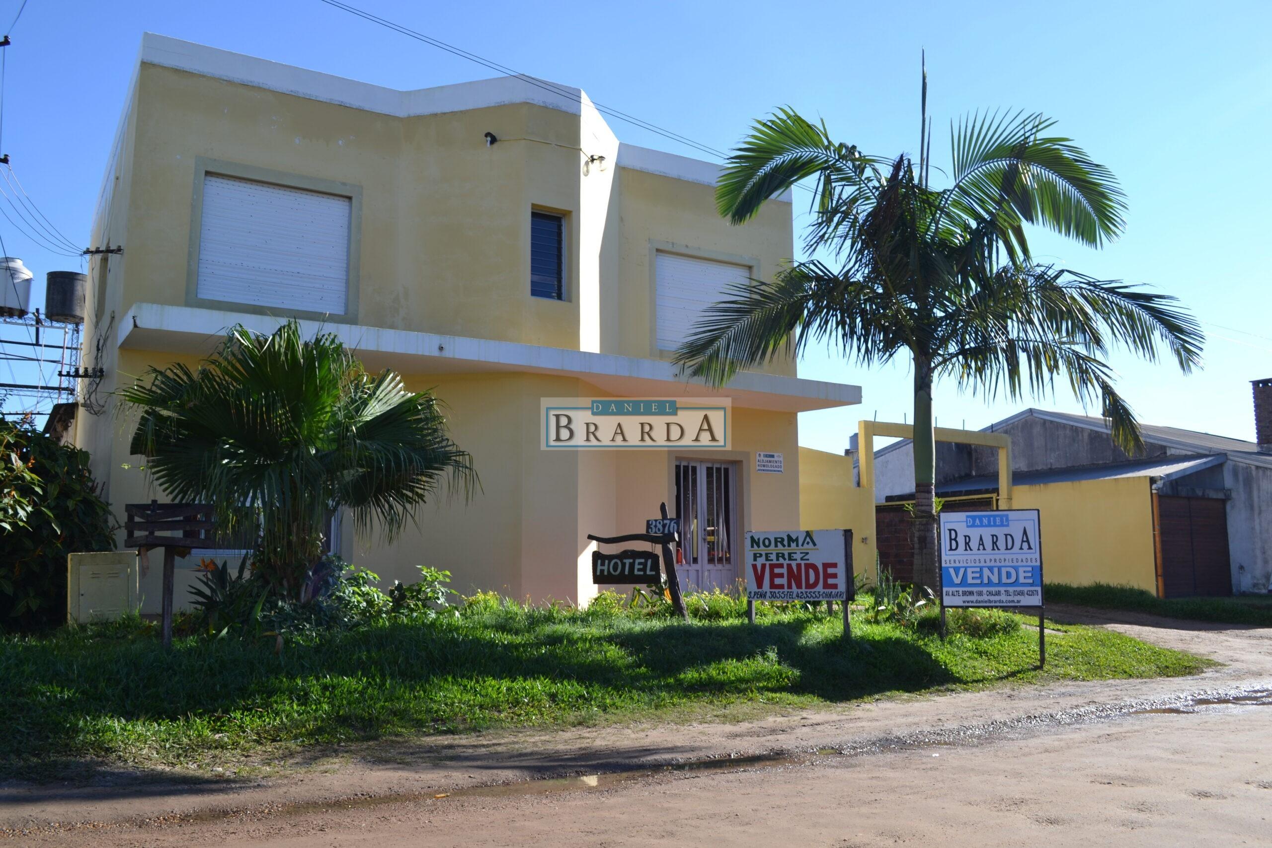 Hotel en Roque Sáenz Peña