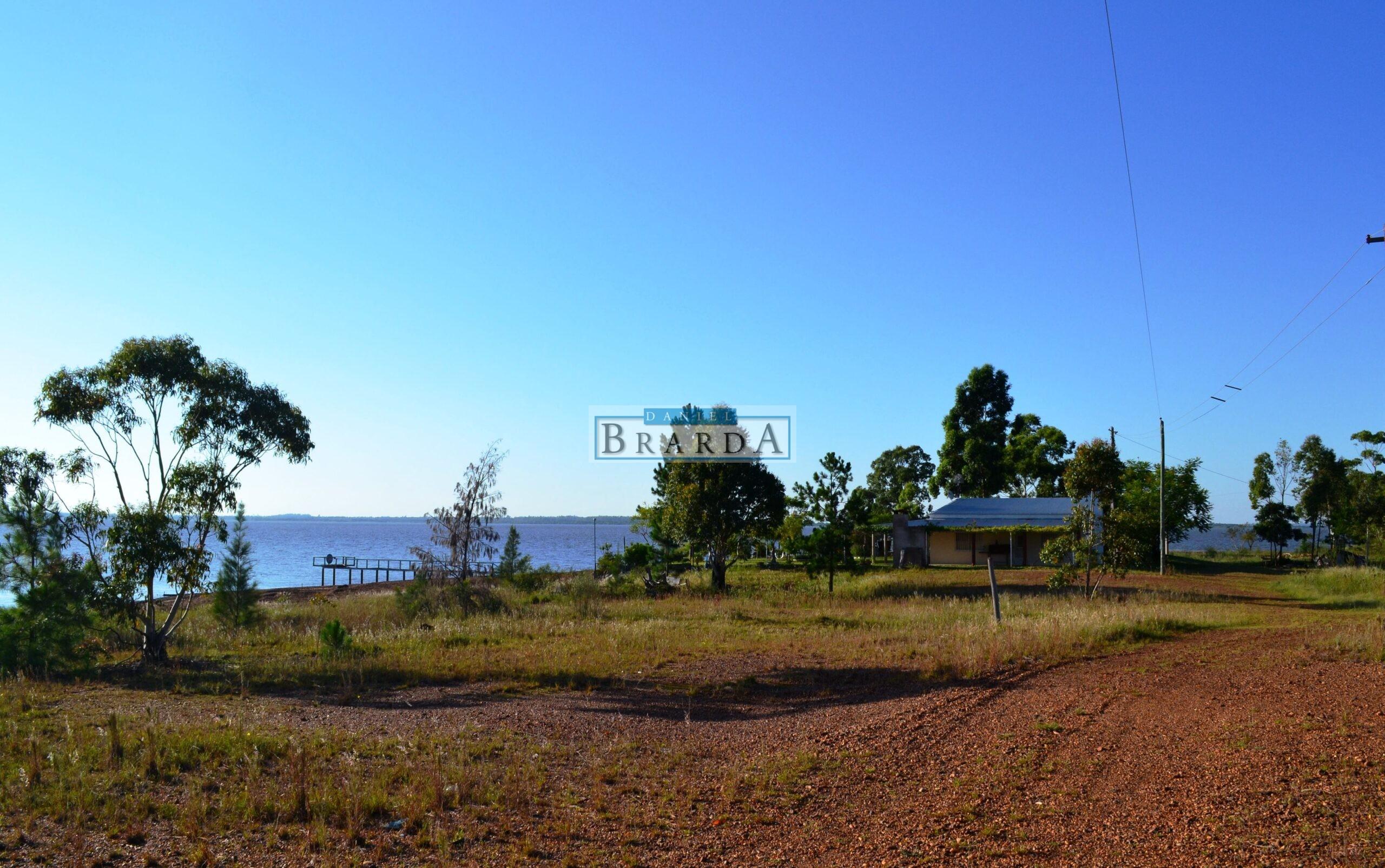 Casa de fin de semana en Piedras Finas – Lago Salto Grande (ER)