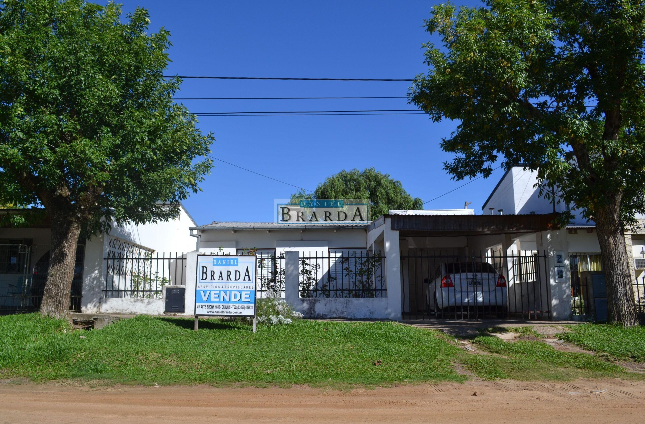 Casa en Alberdi al 2200 en Bº Centenario – Chajari (ER)