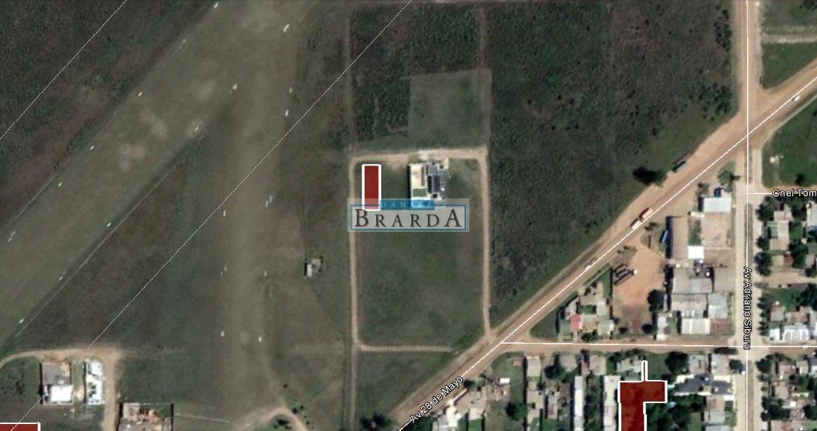 Lote en esquina de Rocamora y San Luis – Bº Aeroclub – Chajari (ER)